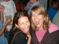 Emily and Liz