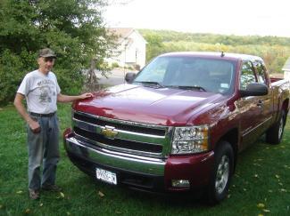 Dad's 2007 Silverado