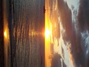 Sunset at Ka'anapali