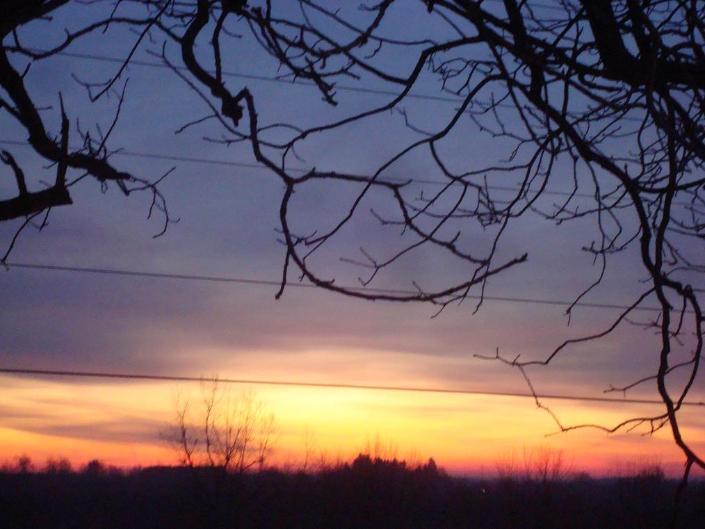 Sunrise in Marion
