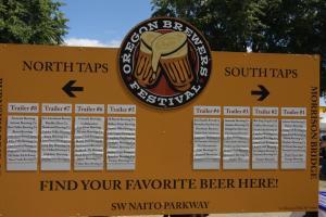 Portland Brewers Fest