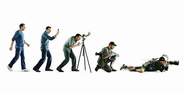 Evo of a Photographer